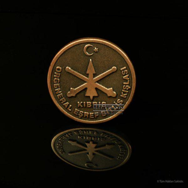 anı madalyası kulpsuz madalya 7045