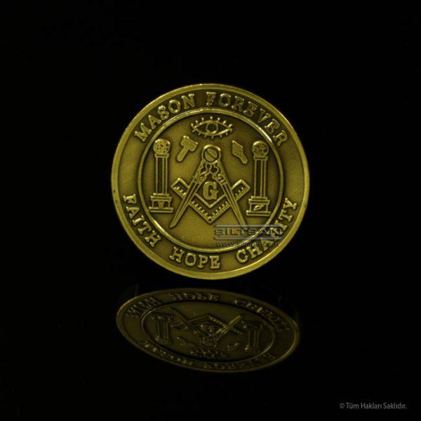 kulpsuz hatıra madalyası coin 7056