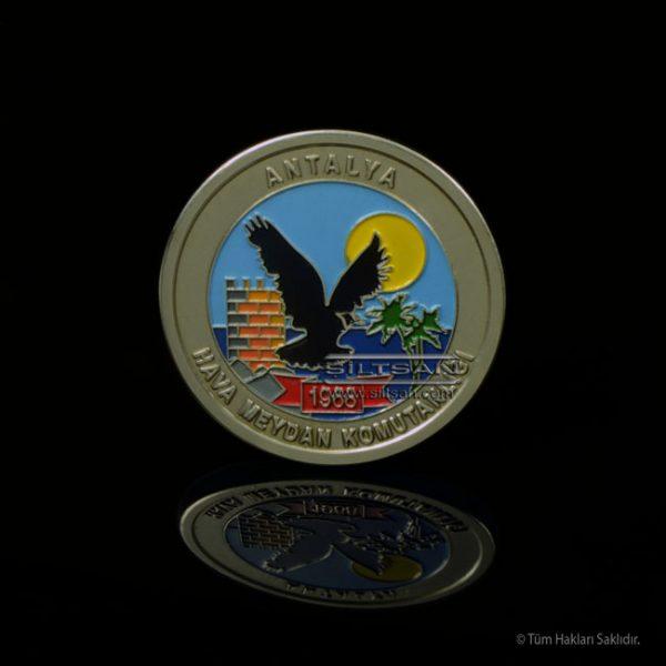 Döküm anı madalyası