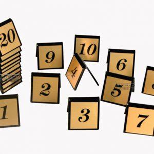 Masa numaratörü